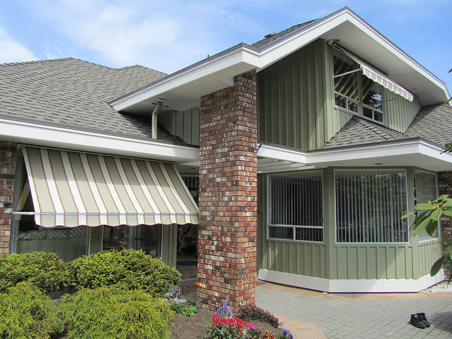Drop Arm Window Awnings Residential Or Commercial