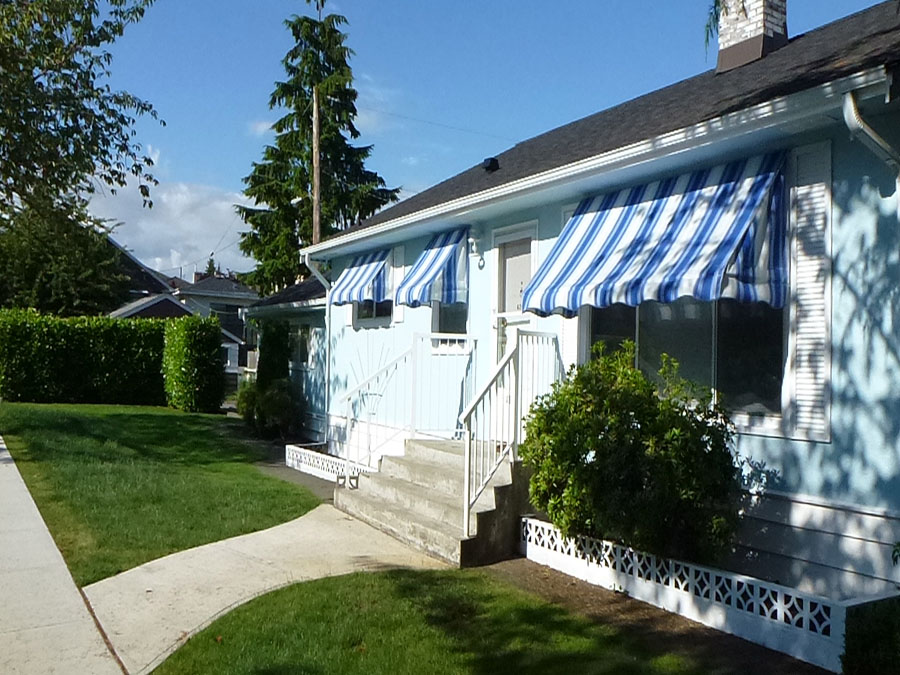 Traditional Canopy Awnings Commercial Or Residential