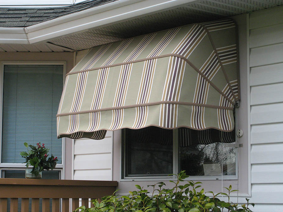 Basket Canopy Awnings Commercial Or Residential